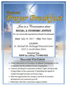 Lakeside Coalition Prayer Breakfast flier 07-28-15d