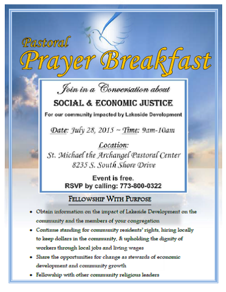 Lakeside Coalition Prayer Breakfast flier 07-28-15d