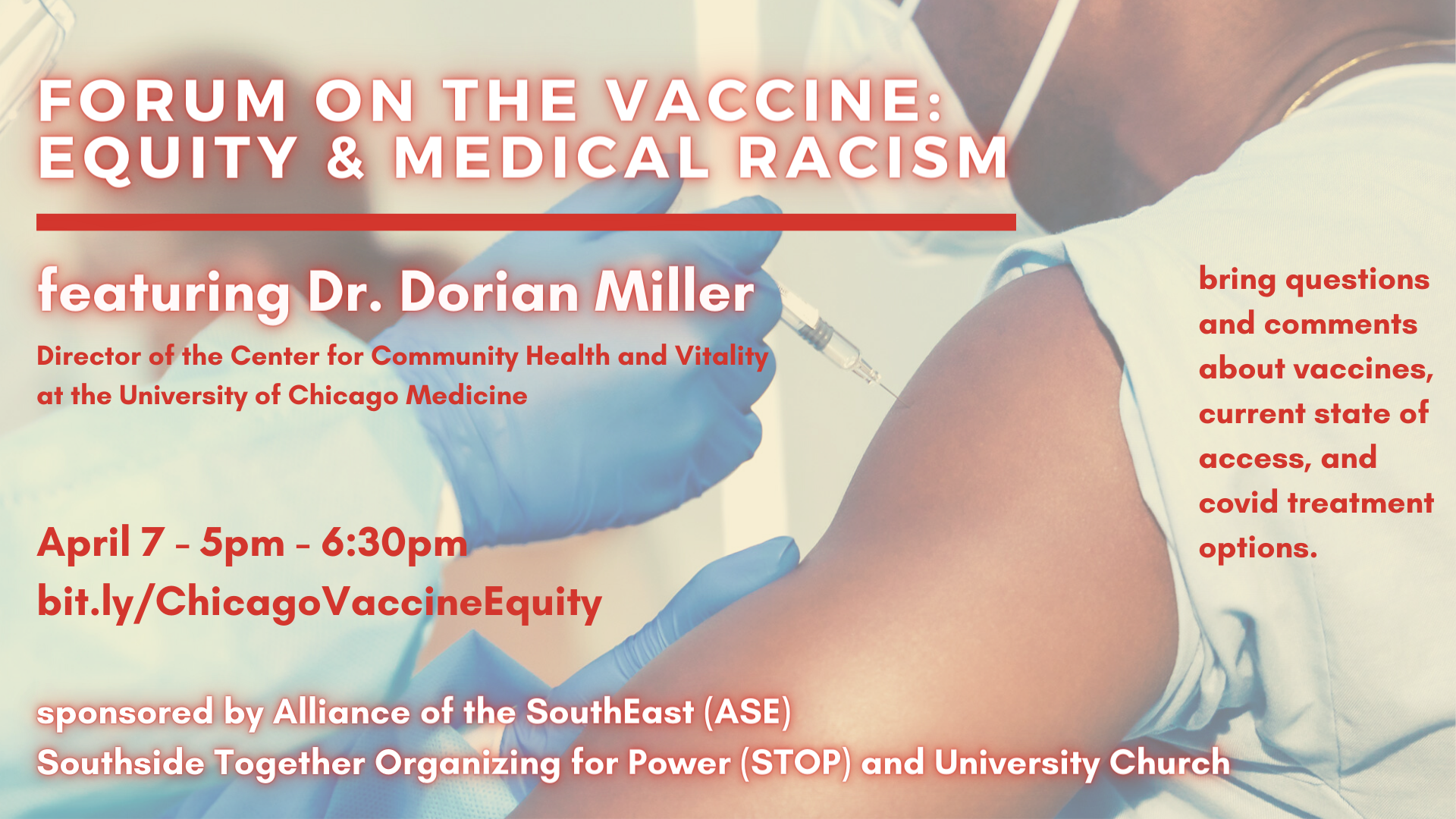 Vaccine Forum- 04-07-2021 updated